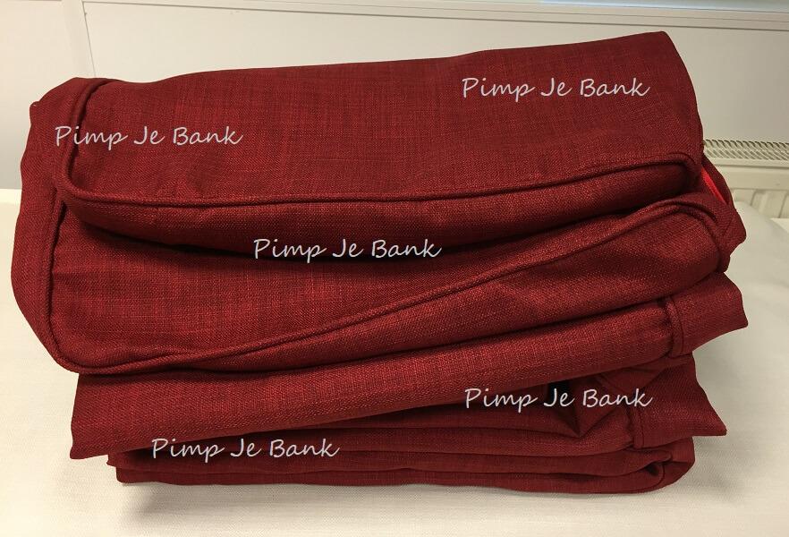 pimpjebank-linteloo-easyliving-hoezen-rood