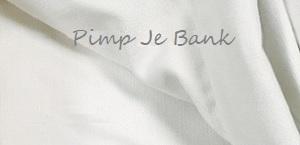 pimpjebank-wit-hoes