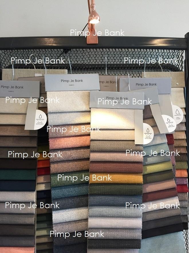 meubelstoffen 2020 Pimp Je Bank
